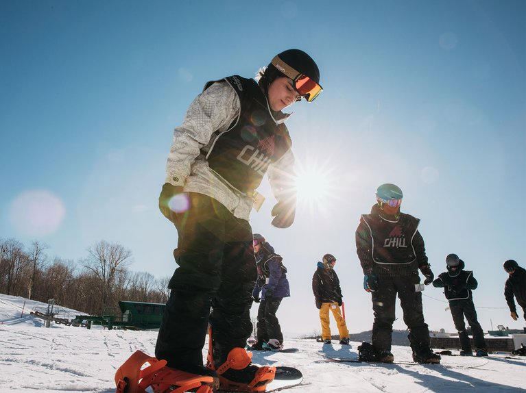 25 Years of The Chill Foundation: Snowboard Program Participants