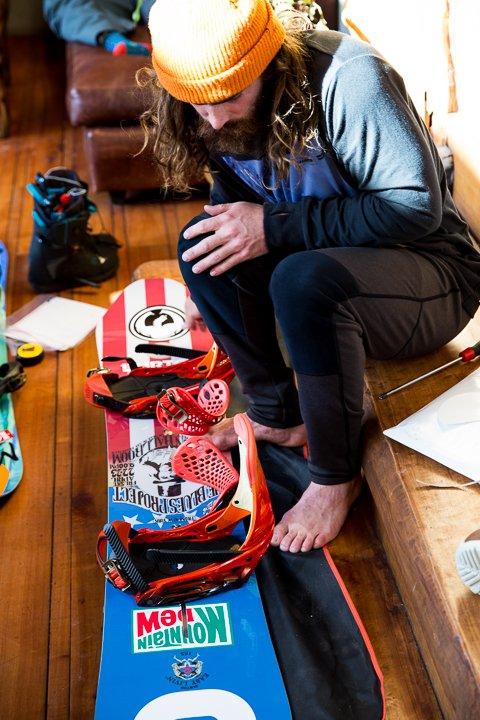Wybór butów snowboardowych