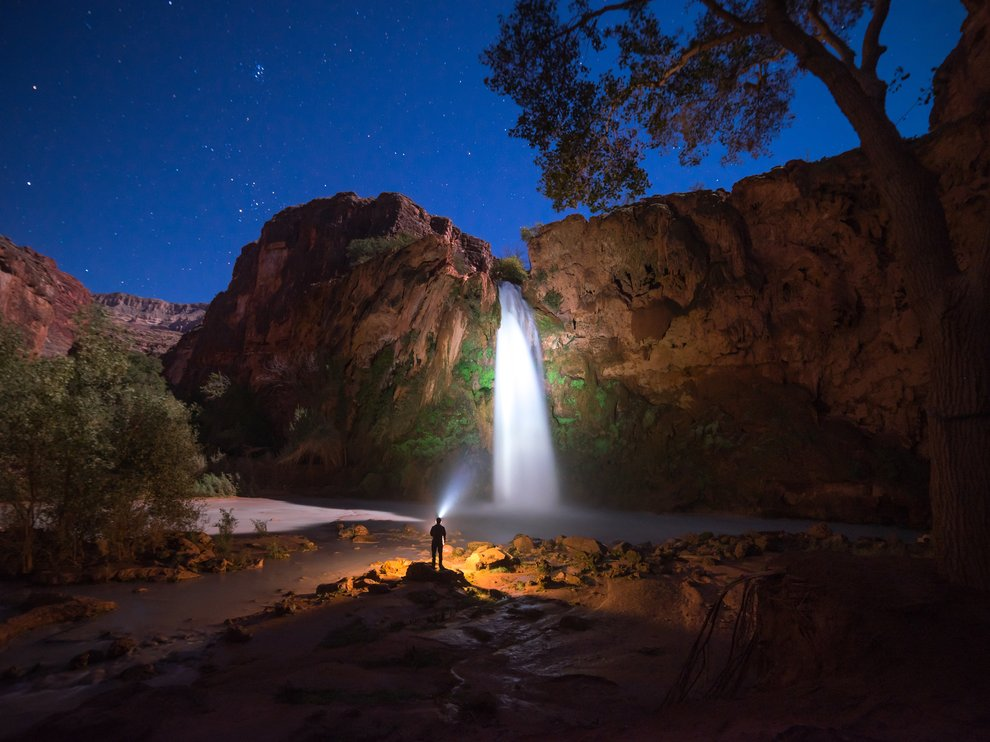 Foyer Oasis Grand Falls : Why you should go to havasupai falls the desert oasis at