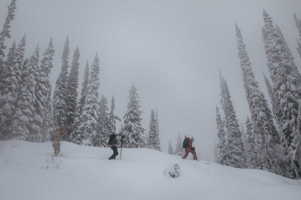 Why You Should Take an Avalanche Safety Course - Splitboard Touring