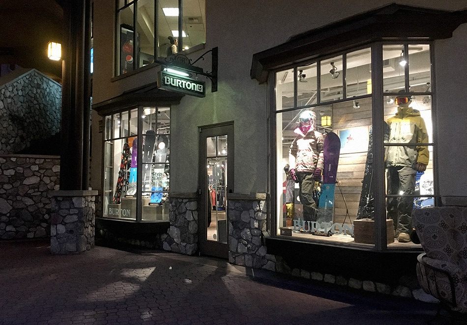 Burton Shop – Beaver Creek
