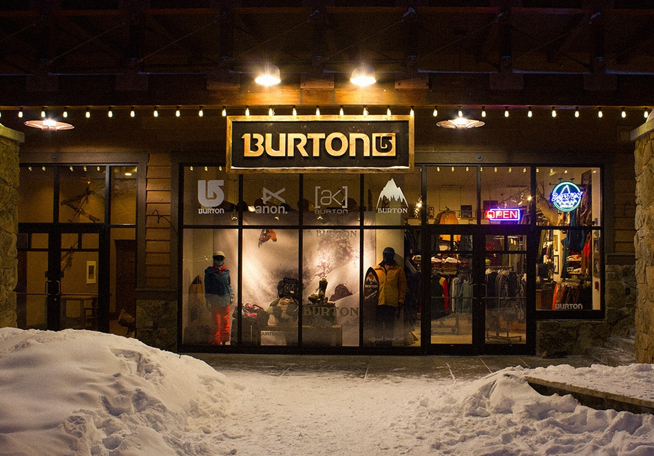 Magasin Burton - Big Sky