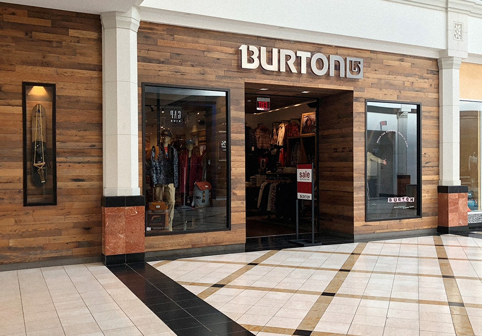 Burton Store — King of Prussia