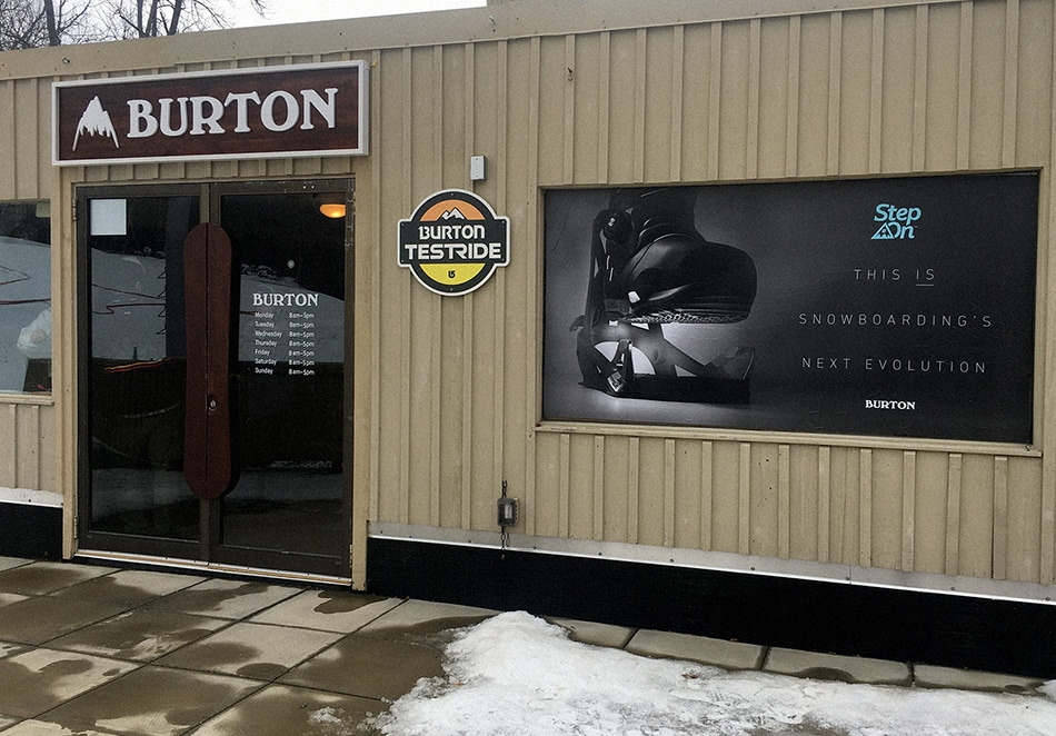 Burton Shop – Sugarloaf