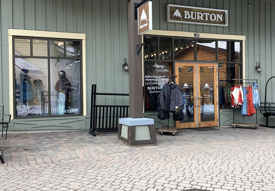 Magasin Burton - Winter Park