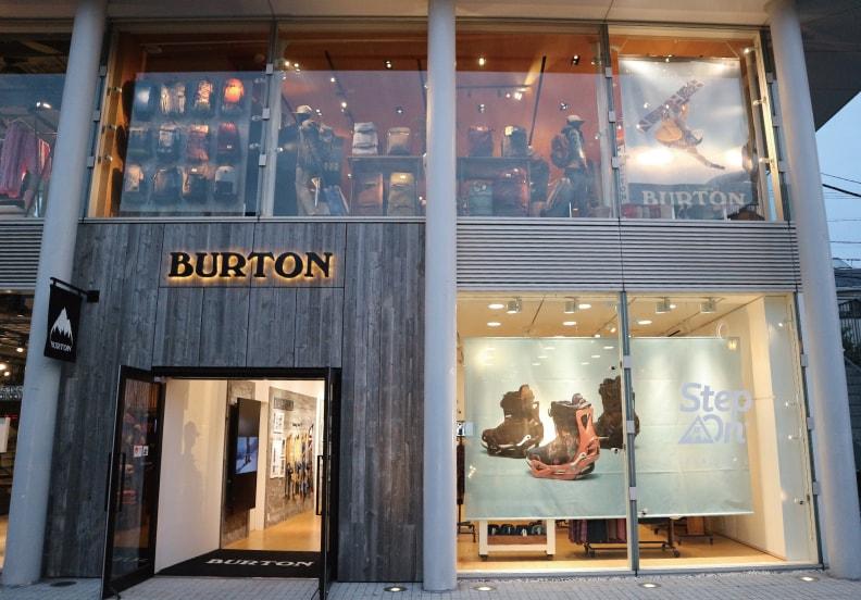 d43cccec21 Burton Flagship  mdash  Tokyo. View Store Details