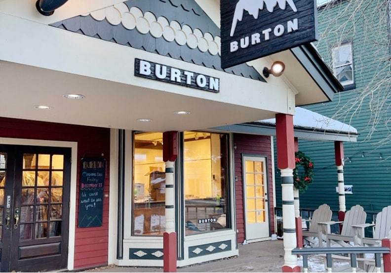 Magasin Burton - Breckenridge