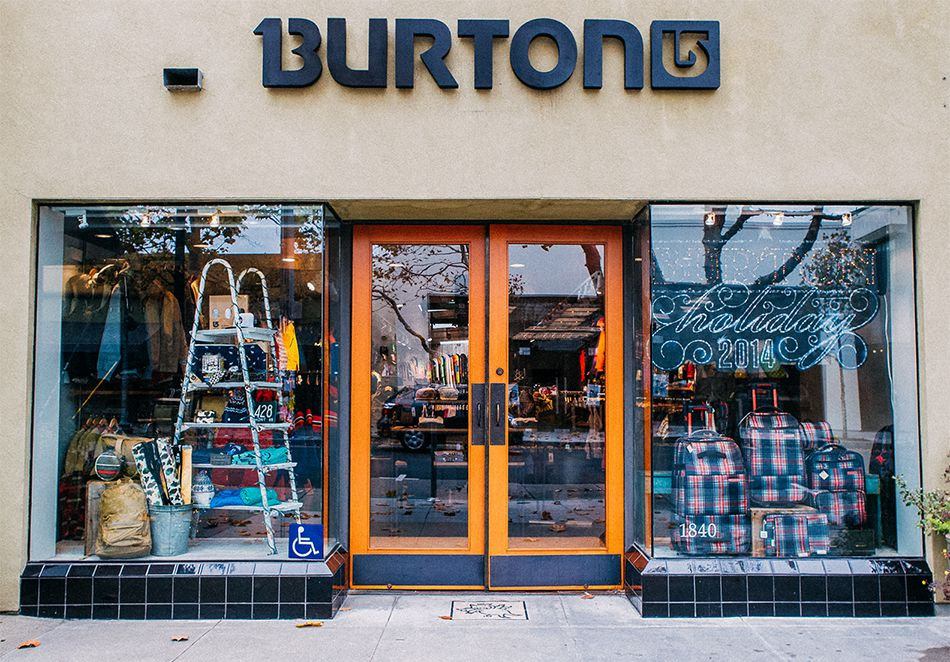 Burton Flagship — Berkeley