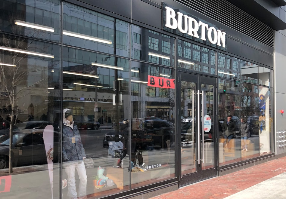 Magasin phare Burton - Boston