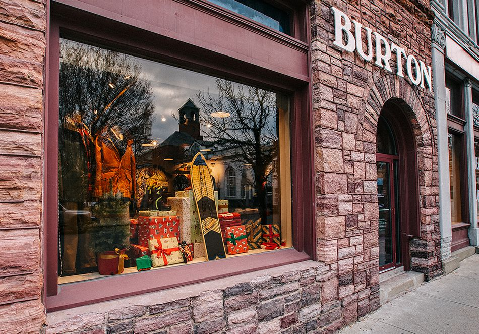 Magasin phare Burton - Burlington