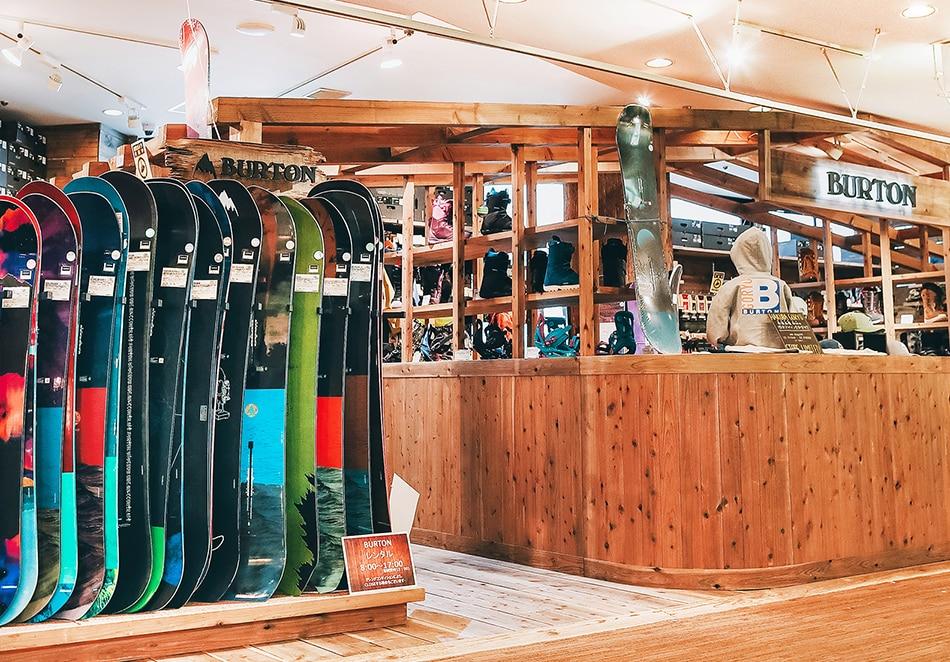 Burton Store  mdash  Hakuba Goryu 61cf62541