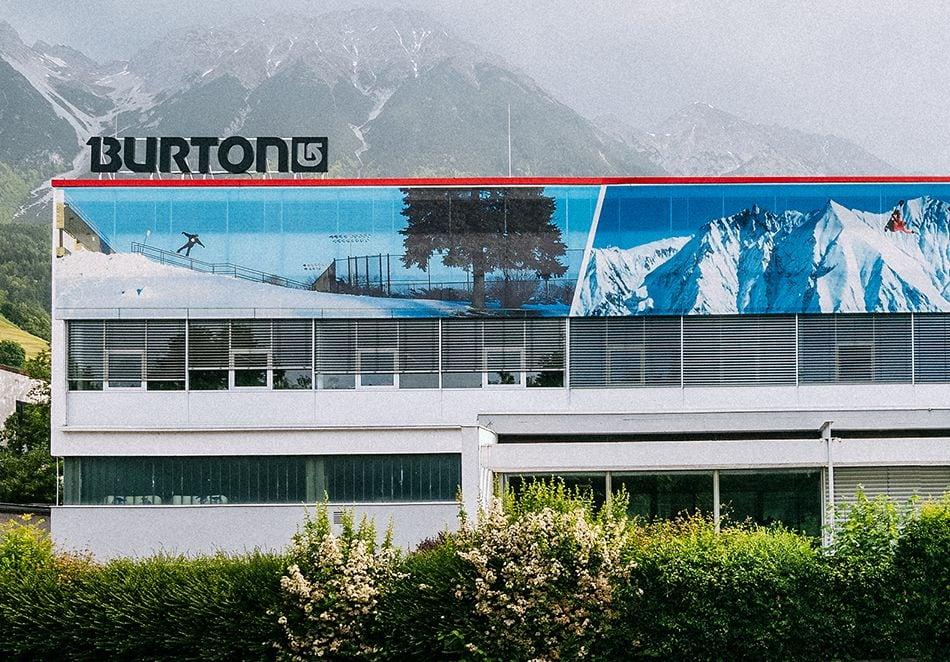 a2dc0272e7 Burton Flagship  mdash  Innsbruck. View Store Details