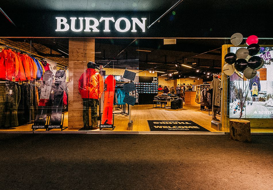 Image result for burton shop