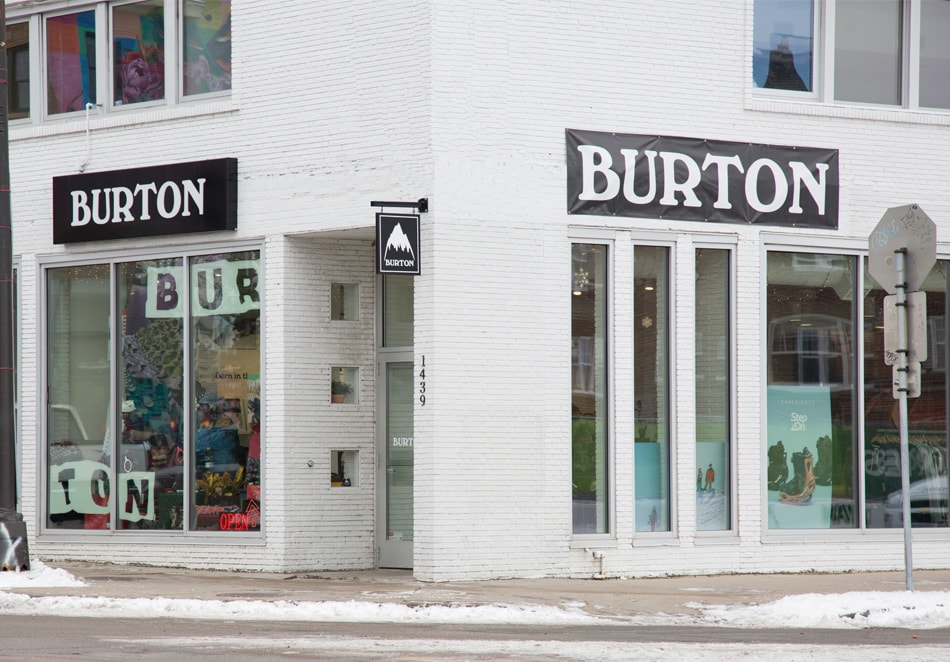 Burton Store — Minneapolis