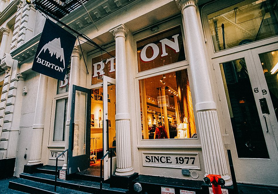 Burton Flagship — New York