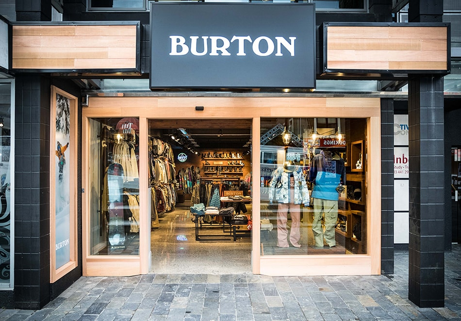 Burton Shop – Queenstown
