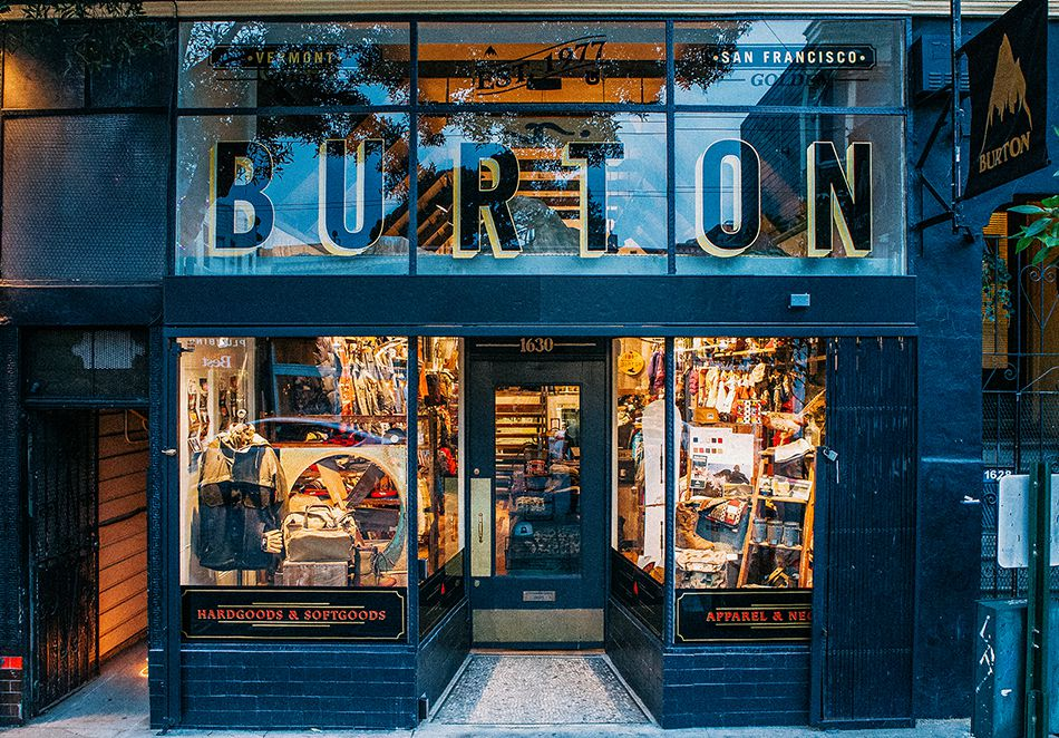 Burton Flagship — San Francisco