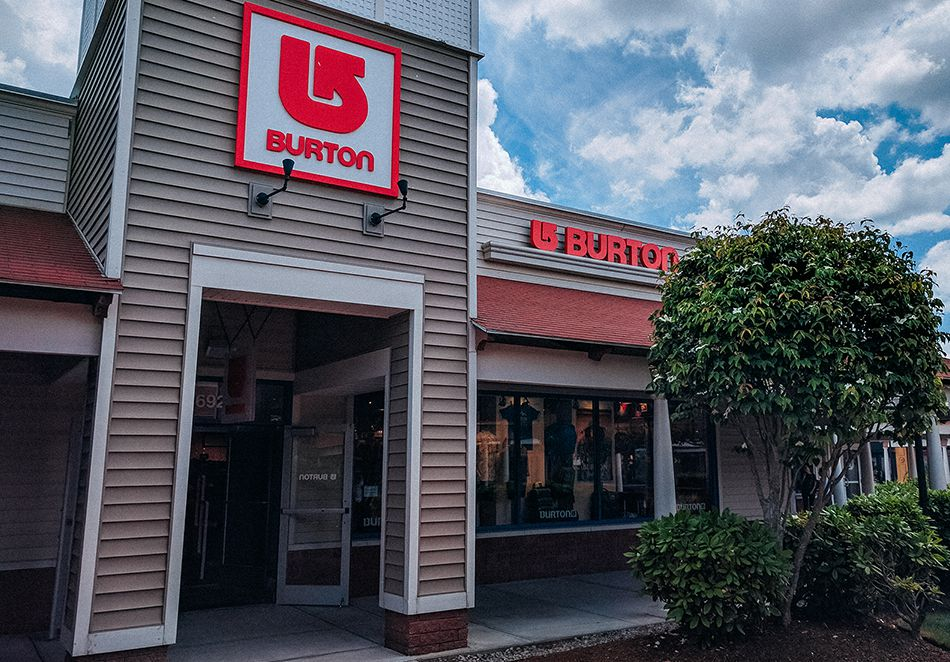 Burton Outlet — Wrentham