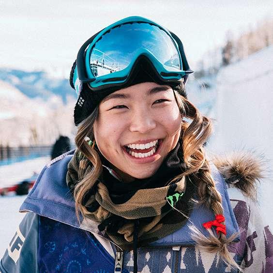 Photo of Chloe Kim