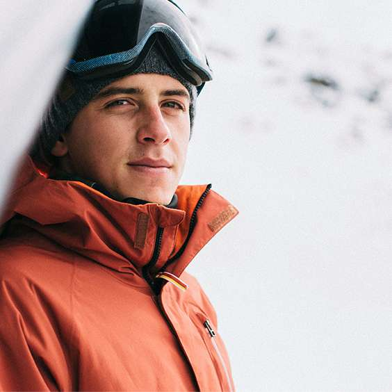 Photo of Mark McMorris