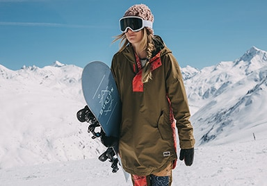 Snowboard Jackets - Men / Women / Kids