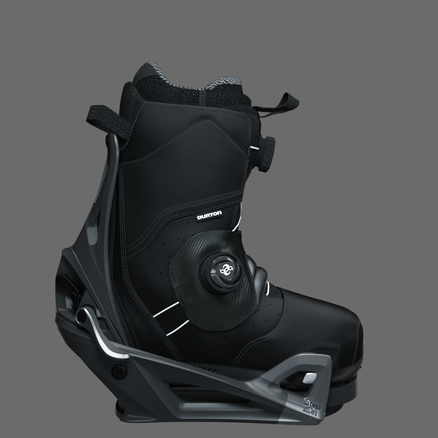 Step On Boots amp Bindings Burton Snowboards