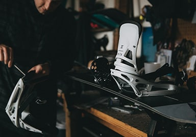 Snowboard Bindings - Men / Women / Kids