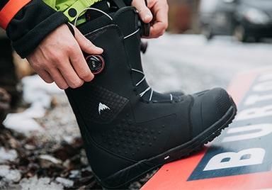 30% Off Select Snowboard Boots - Men / Women / Kids
