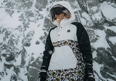 40% Off Select Snow Jackets - Men / Women / Kids