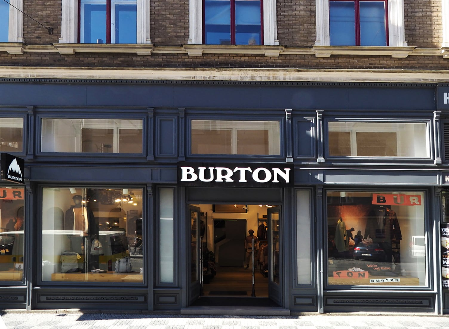 Burton Store — Czech Republic