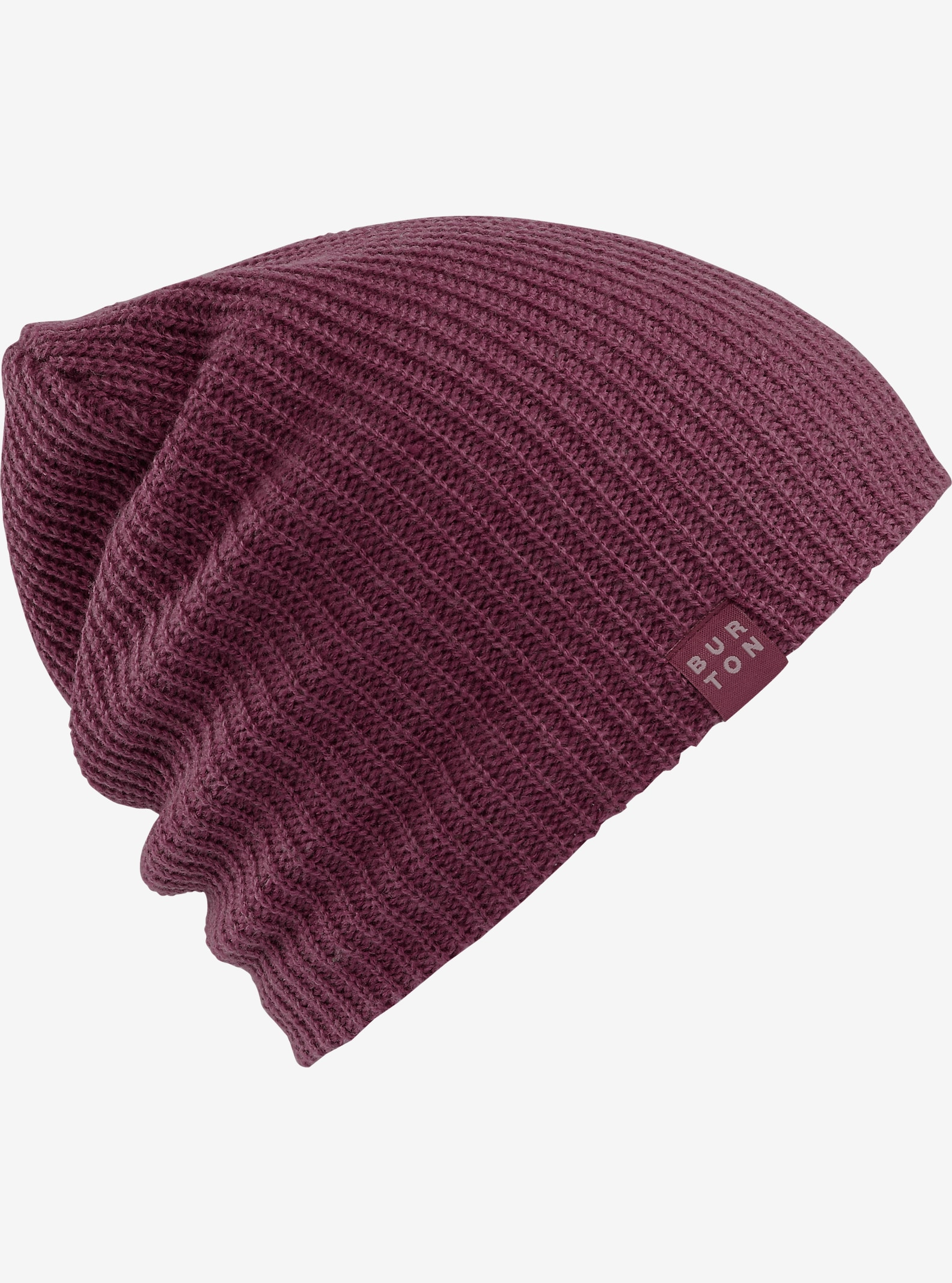 Burton All Day Long Beanie shown in Wino