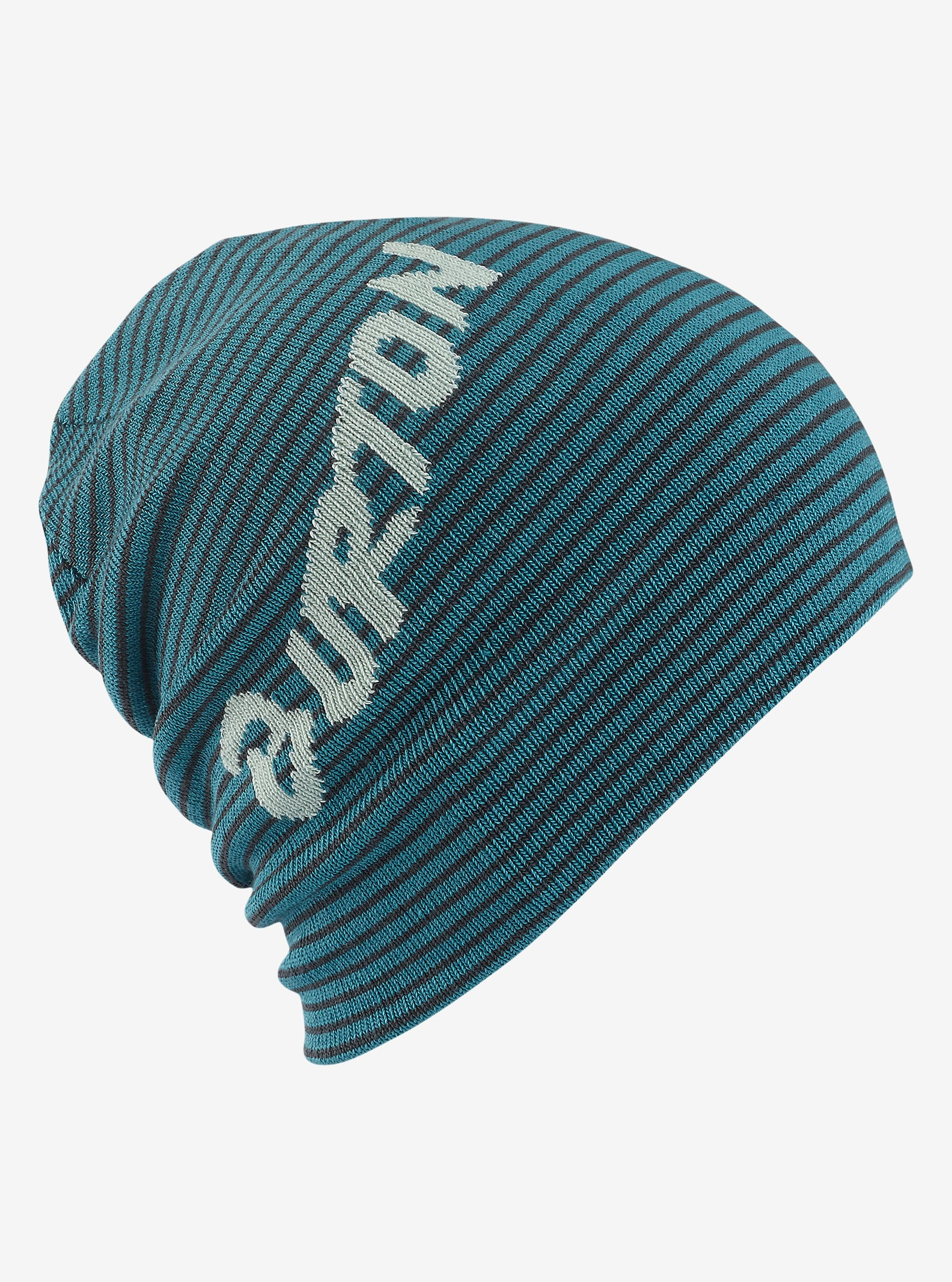 Burton Marquee Reversible Beanie shown in Larkspur / Faded