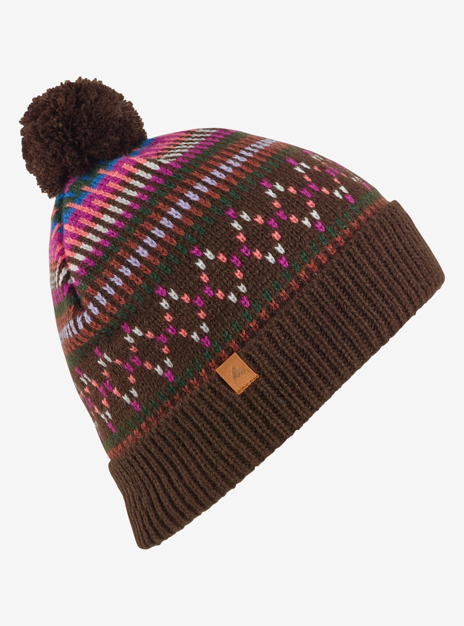 Burton Talini Beanie shown in Mocha