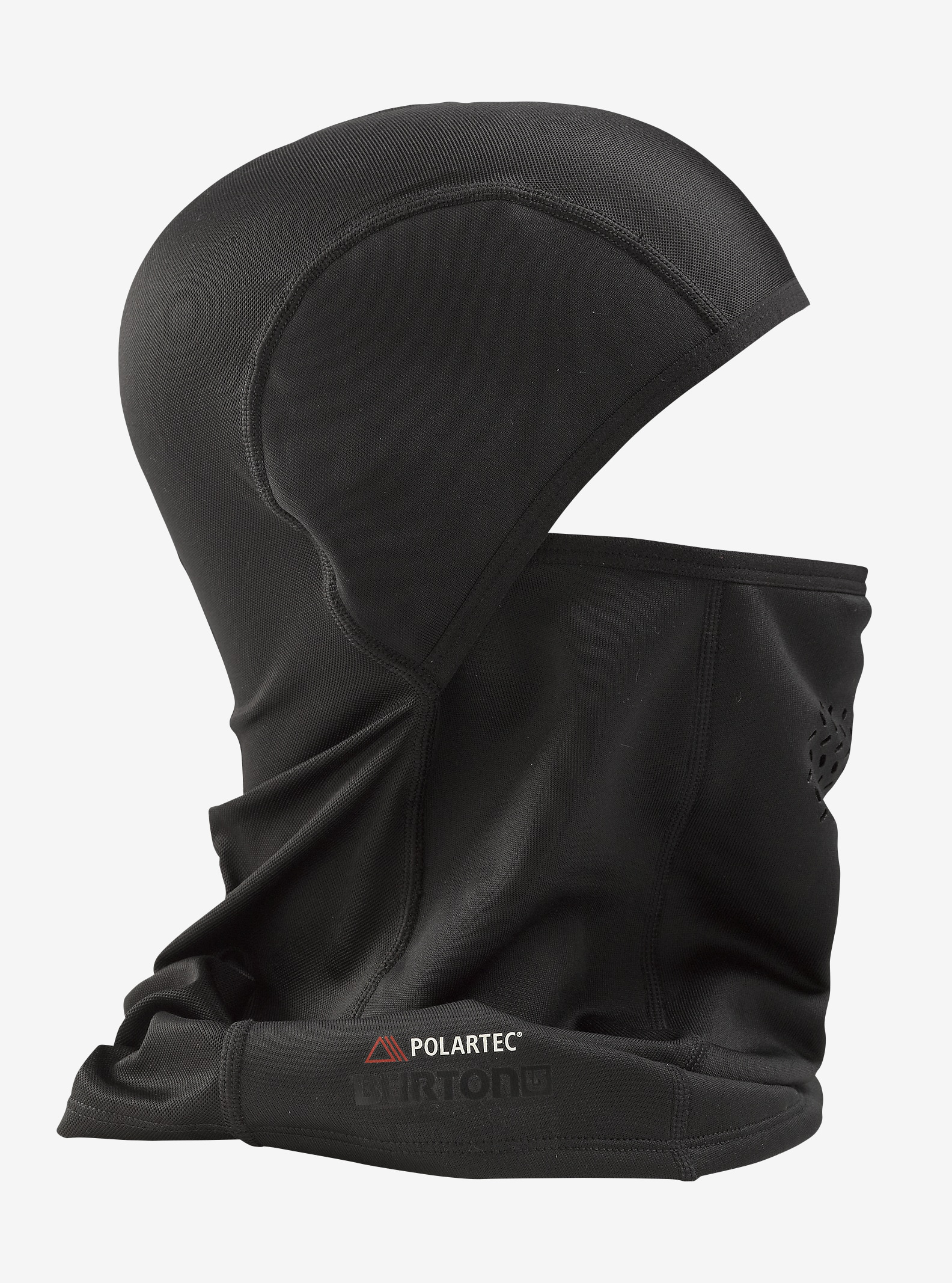 Burton Premium Balaclava shown in True Black