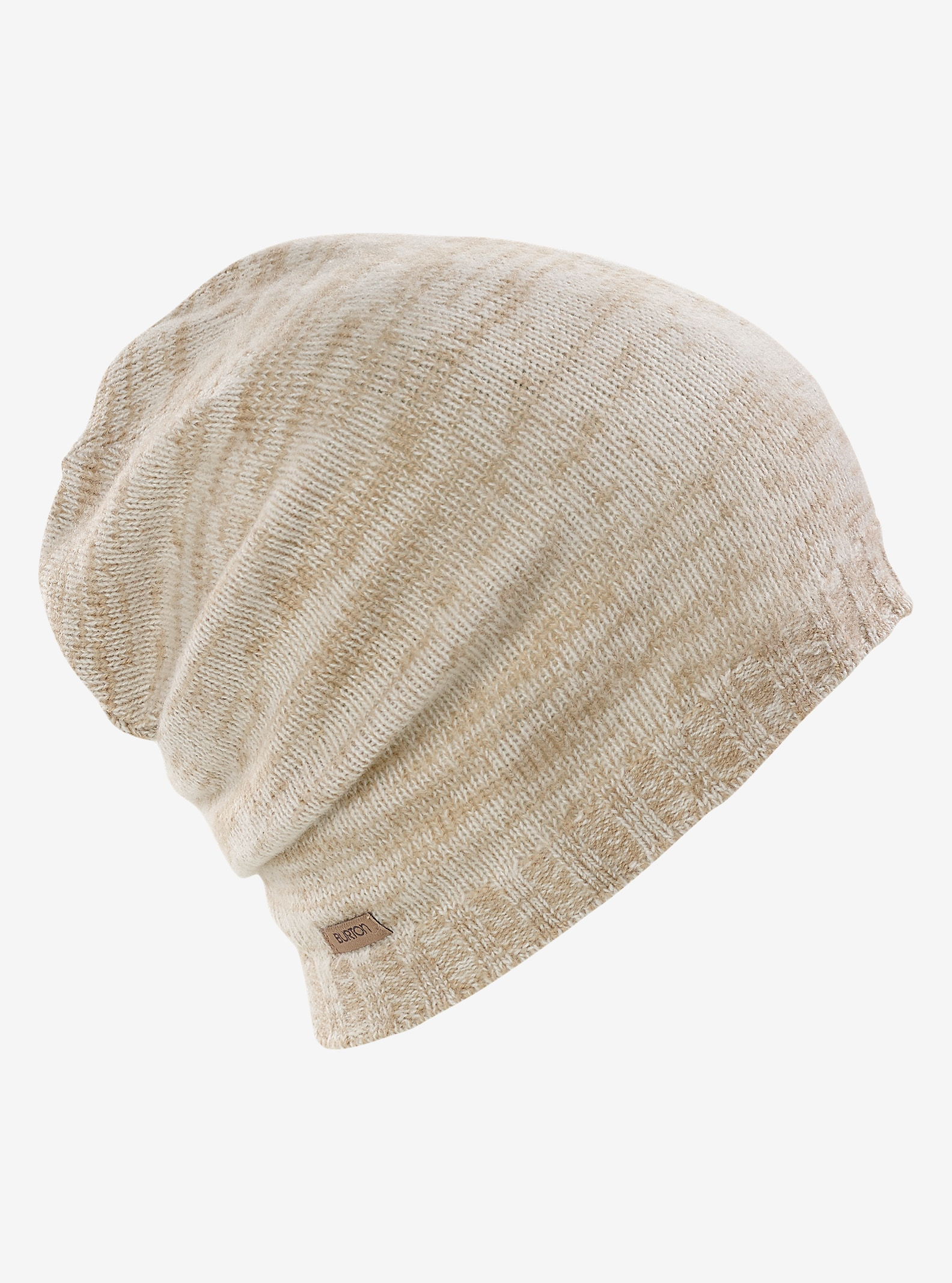 Burton Lighthart Beanie shown in Sandstruck Heather