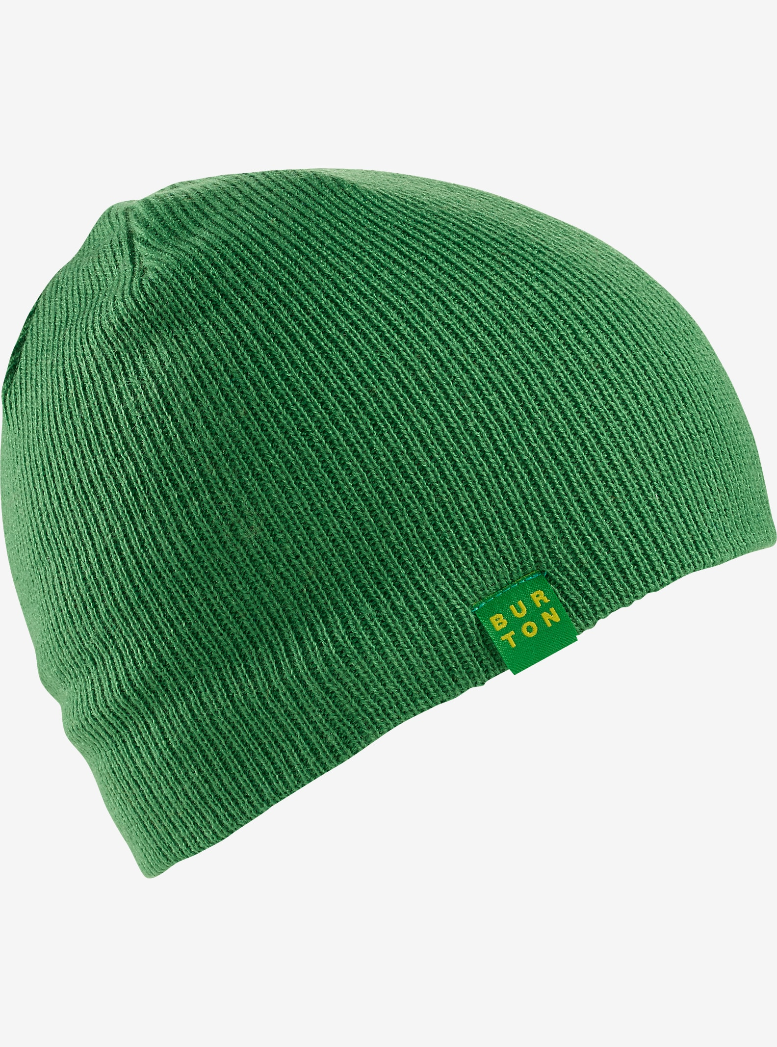 Burton Boys' All Day Long Beanie shown in Slime