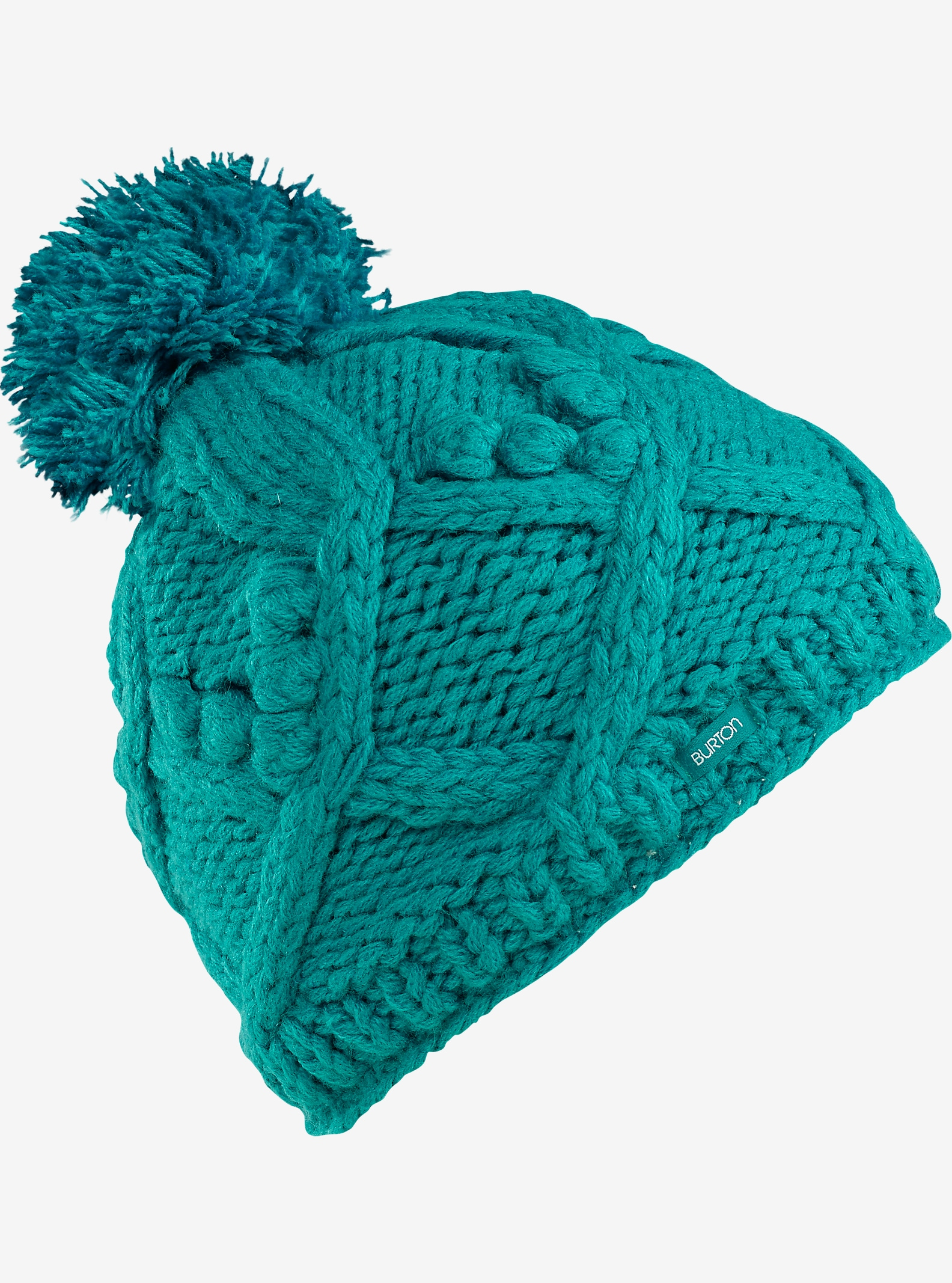 Burton Girls' Chloe Beanie shown in Everglade