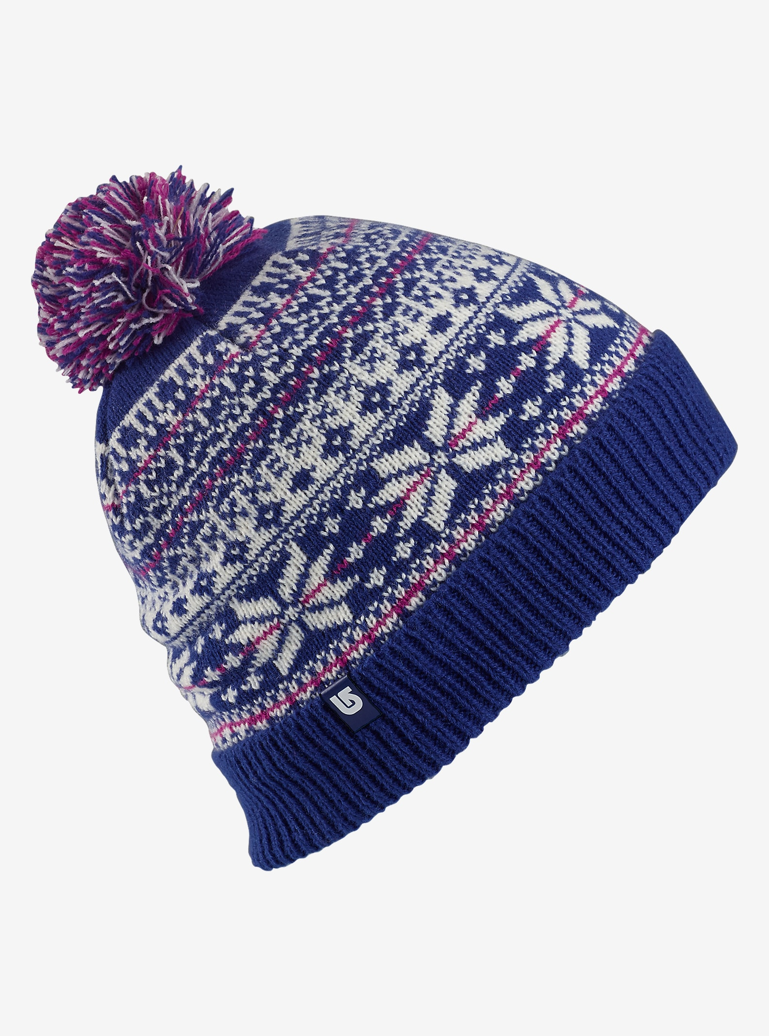 Burton Girls' McKennzie Beanie shown in Sorcerer
