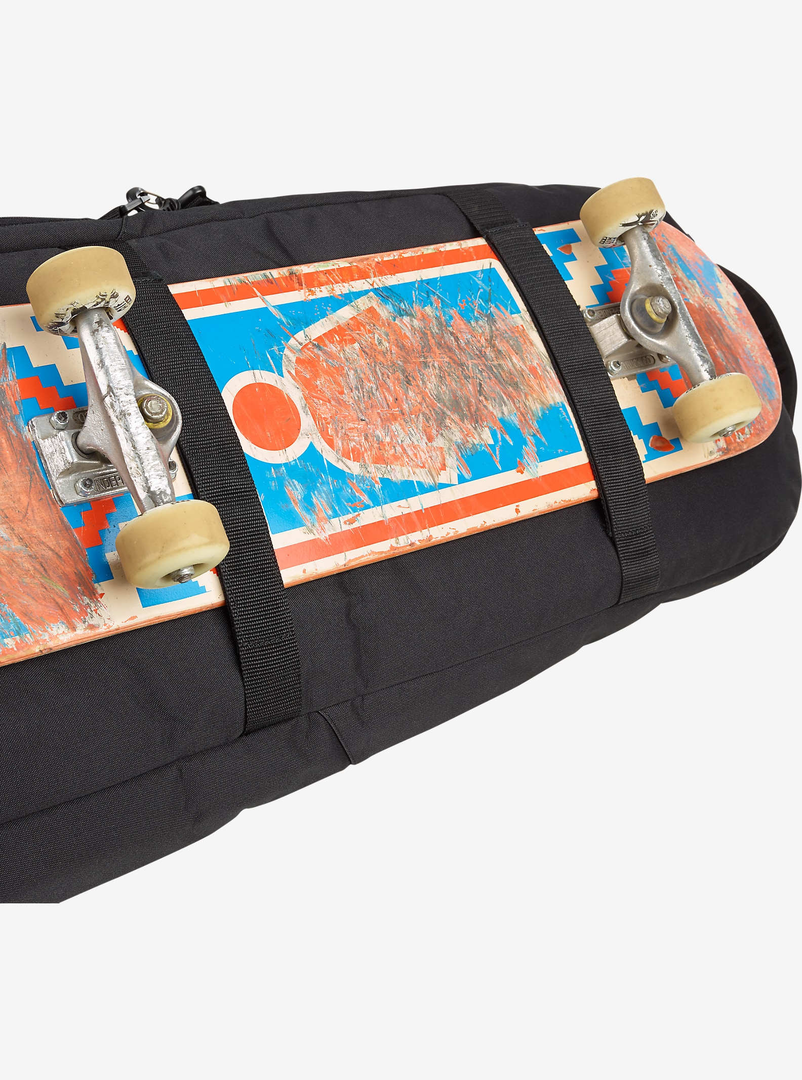 Burton Gig Bag shown in Earth Print