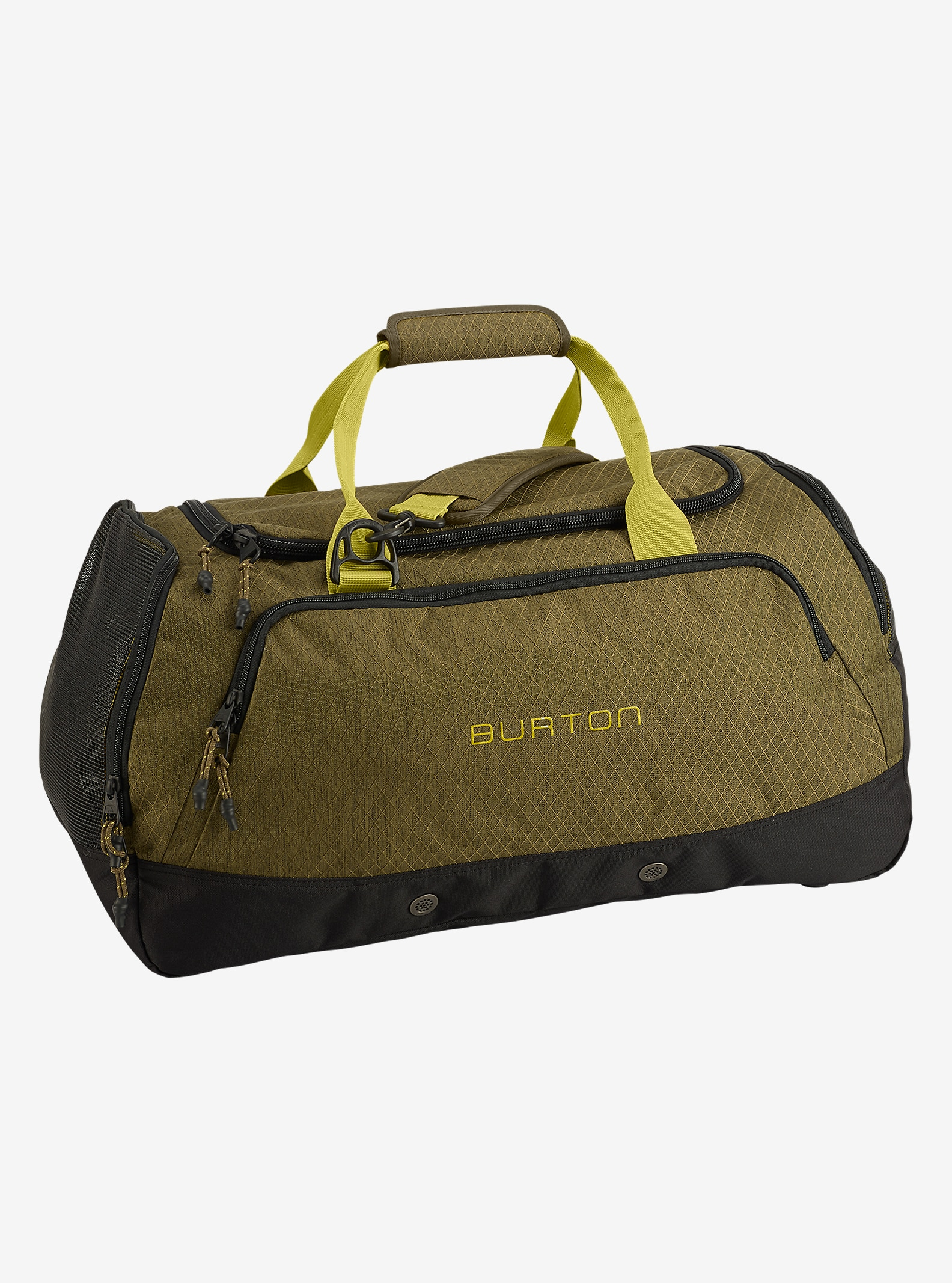 Burton Boothaus Tasche 2.0 L angezeigt in Jungle Heather Diamond Ripstop