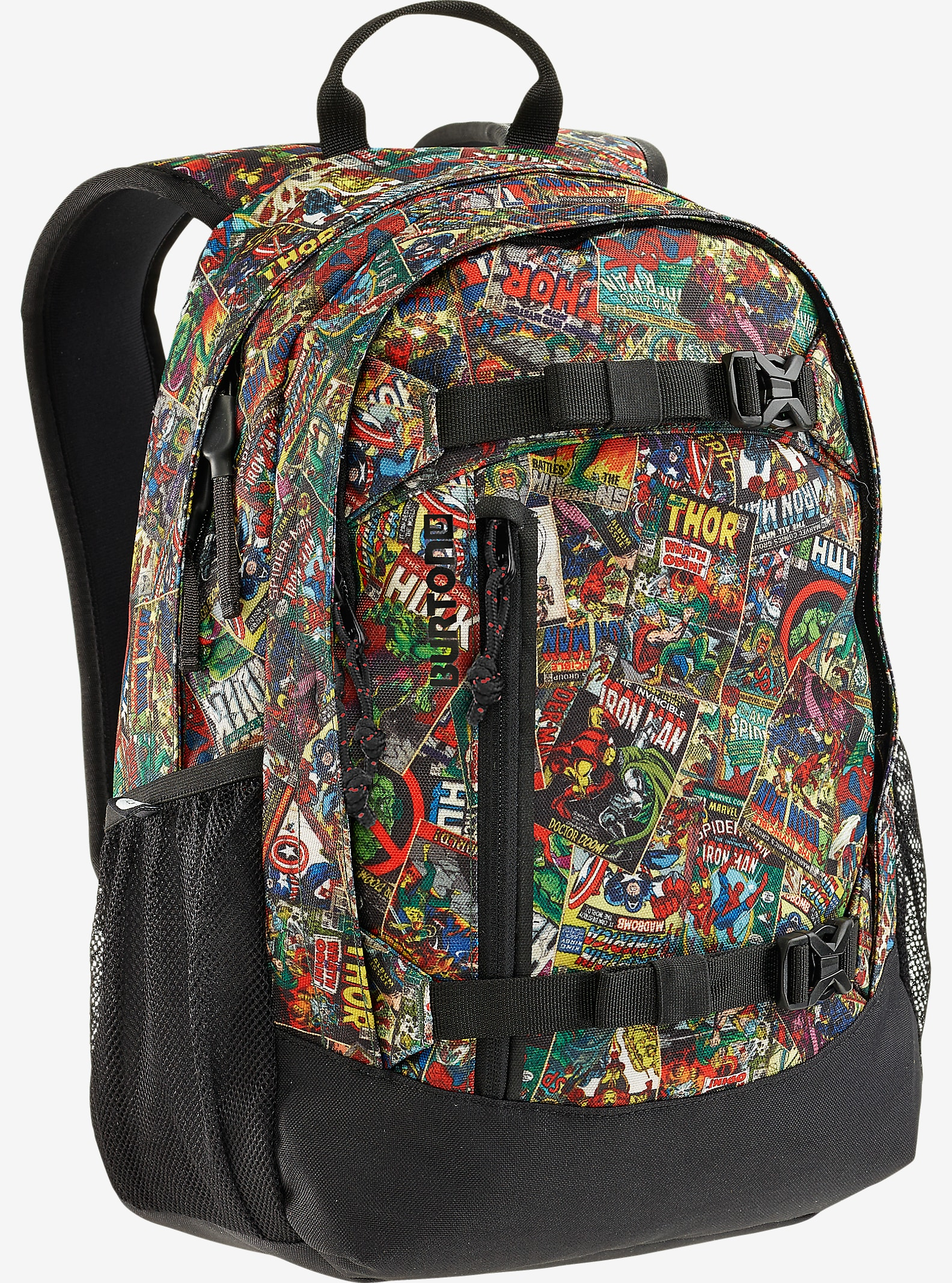 Marvel® x Burton Day Hiker 20L Backpack shown in Marvel® Print © 2016 MARVEL