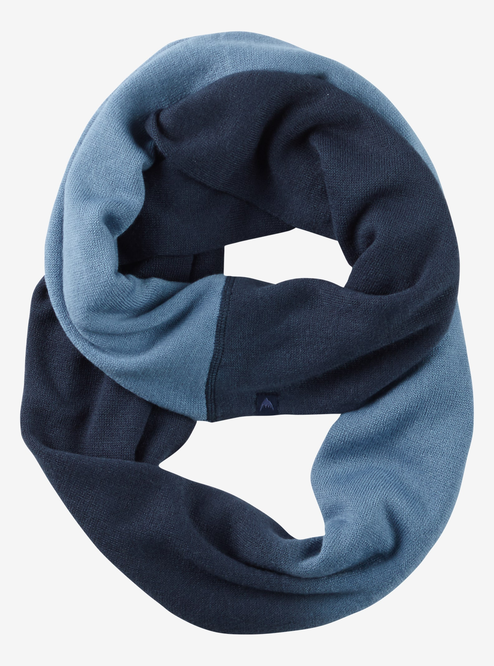 Burton Crush Scarf shown in Mood Indigo / Infinity