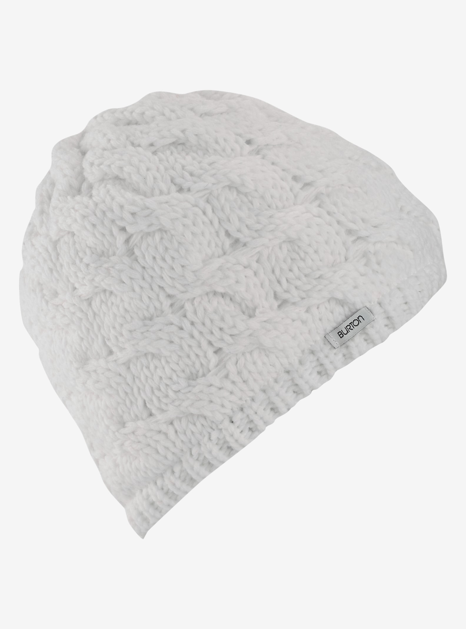 Burton Birdie Beanie shown in Stout White