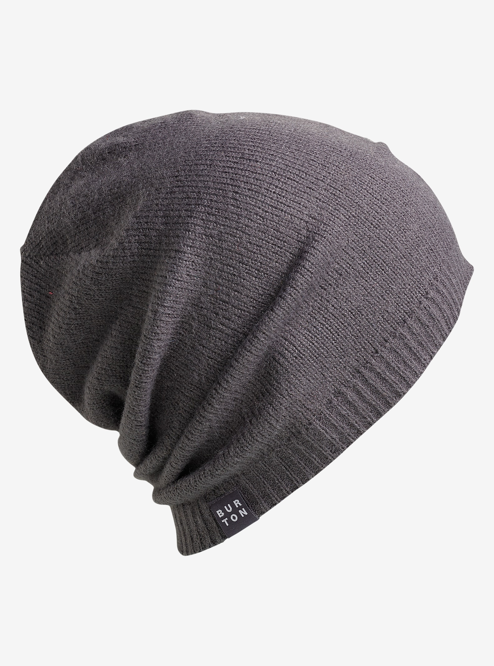 Burton Trevor Beanie shown in Faded Heather