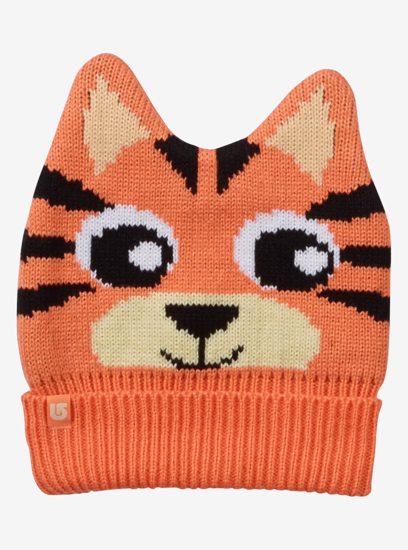 Burton Mini Beanie shown in Tiger