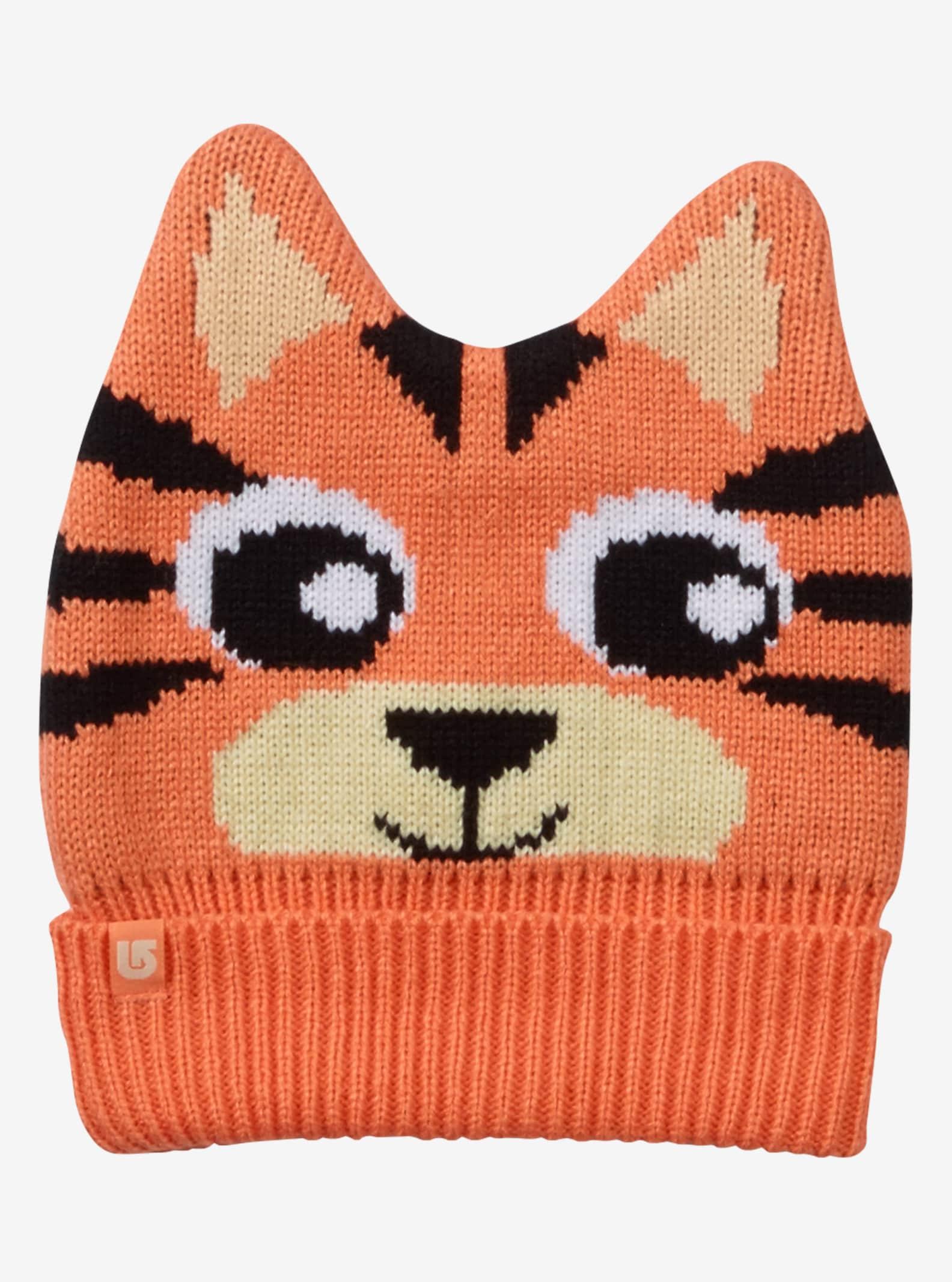 Burton Mini Mütze angezeigt in Tiger