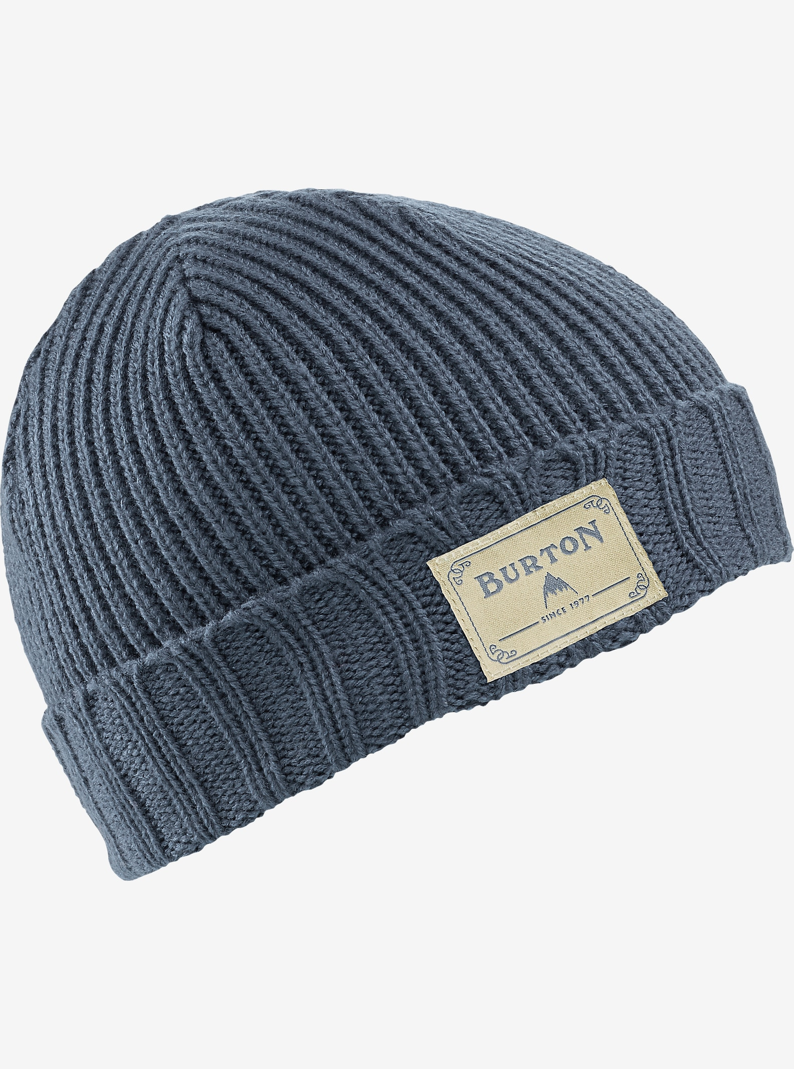 Burton Boys' Gringo Beanie shown in Washed Blue