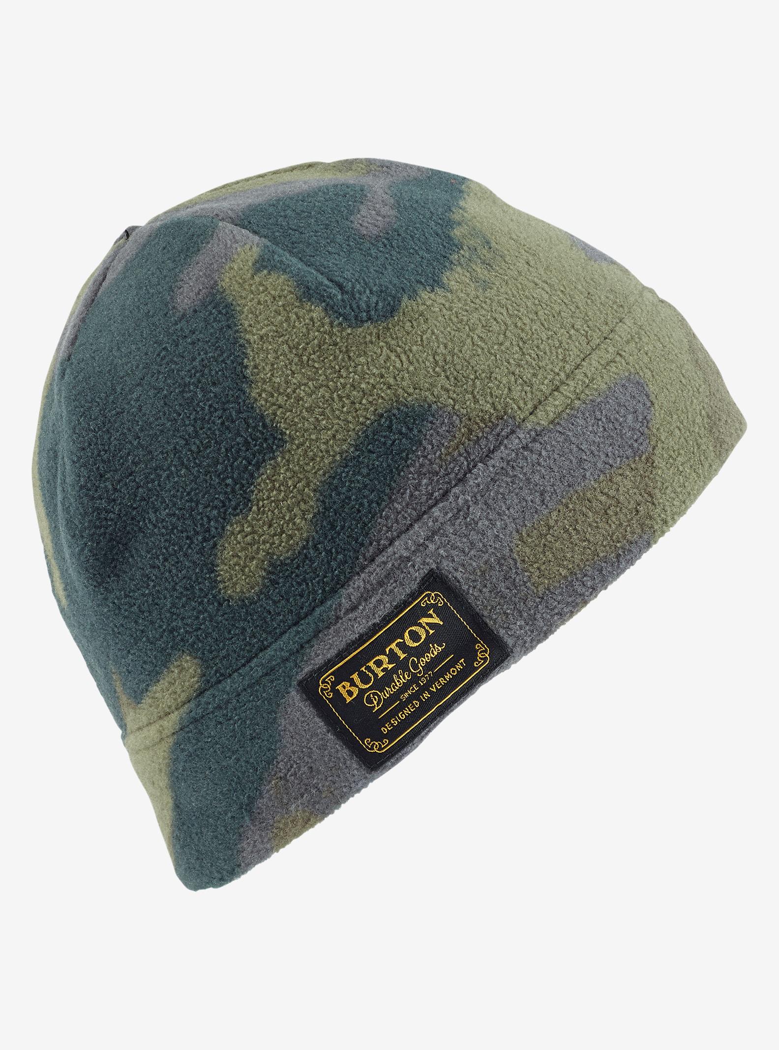 Burton Ember Fleece-Mütze angezeigt in Beetle Derby Camo