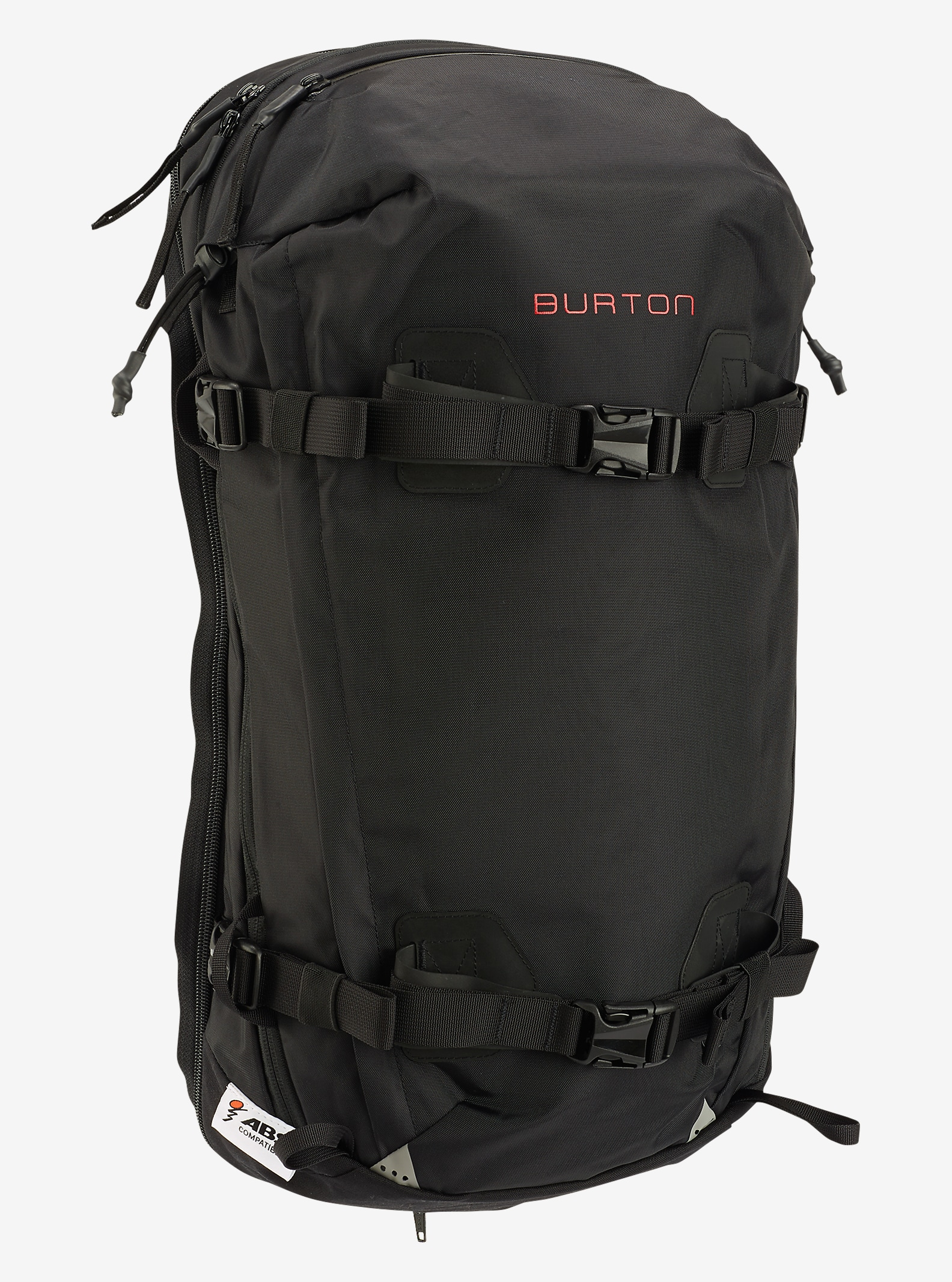 Burton ABS Vario 23L Cover shown in True Black Cordura®