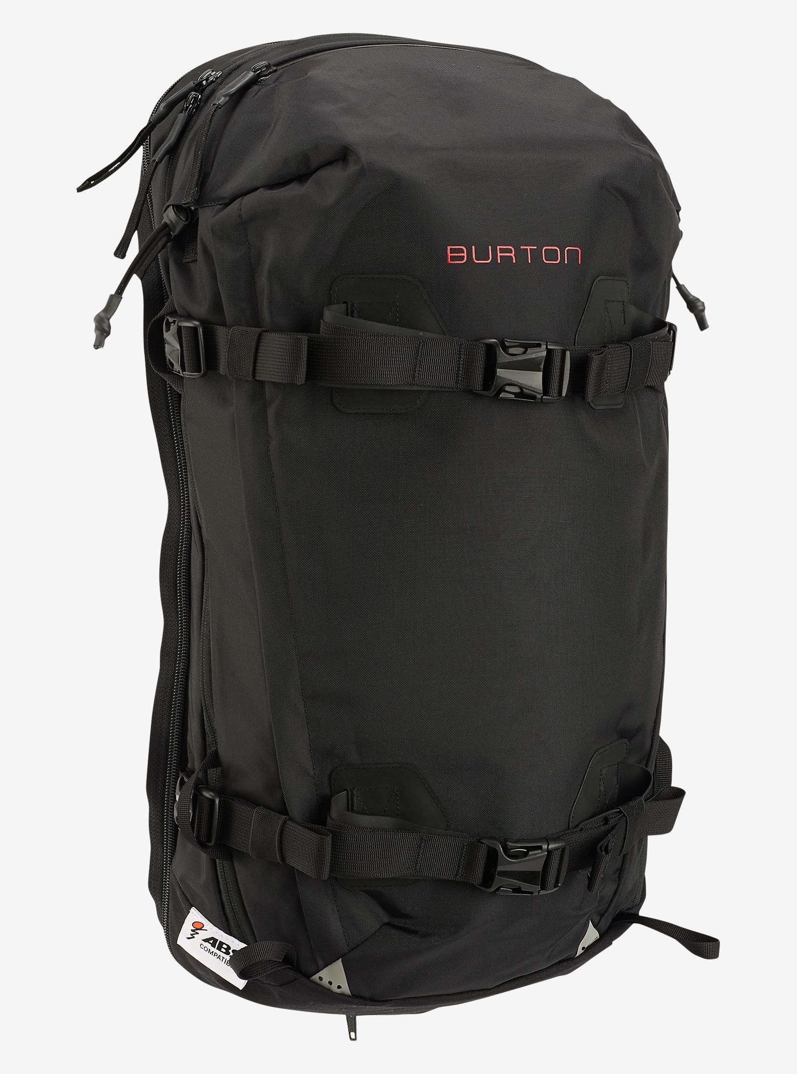 Burton ABS Vario 23L Cover shown in True Black Cordura®